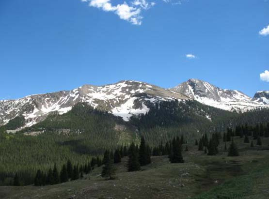 COLORADO gold maps, GPS COORDINATES OF GOLD SITES FROM